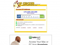 Ipchicken.com - IP Chicken - Whats my IP address? ip address lookup