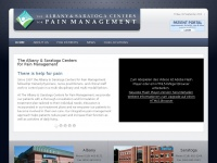 Albanycenterforpainmanagement.net