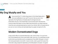 mydogmurphy.com