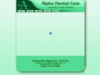 alphadentalcare.net