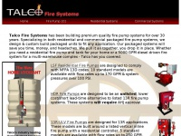 Talcofire.com - Talco Fire Systems | Residential & Commercial Fire Pump Specialists