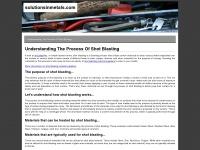 solutionsinmetals.com