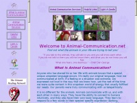 animal-communication.net Thumbnail