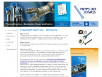 Propshaft Services - Propshaft Manufacturing Specialists