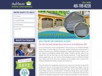baltimoregaragedoors.net Thumbnail