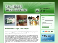baltimoregaragedoorrepair.net Thumbnail