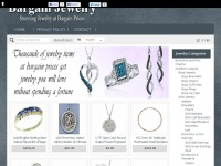 Bargain Jewelry - Fashionable jewelry that doesn't cost a fortune