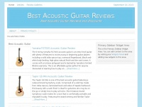 bestacousticguitarreviews.net