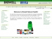 Biowell.net - Biowell Natural Health