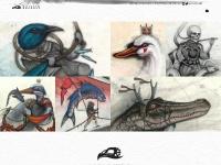 A-curious-bestiary.com