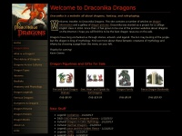 Draconika - Dragons, Dragon Information, and Dragon Pictures