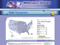 webdesigners-directory.com Thumbnail