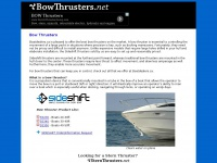 bowthrusters.net
