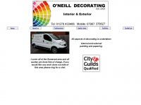 Oneilldecorating.co.uk