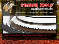 Suffolkmachinery.com - Suffolk Machinery - Timber Wolf Bandsaw Blades