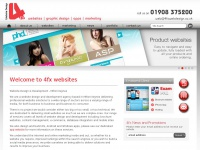 4fxwebdesign.co.uk