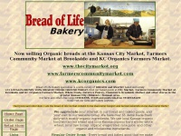 Breadoflifebakery.net