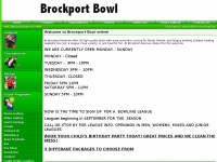 Brockportbowl.net