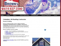 Brownsroofing.net