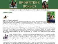 Browntreehorses.net