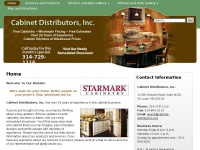 cabinet-distributors.net Thumbnail