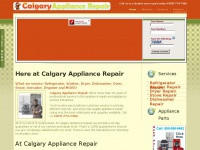 Calgaryappliancerepair.net