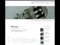 cambrianind.net Thumbnail