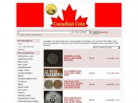 canadiancoinshop.net Thumbnail