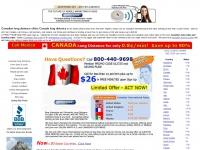 canadianlongdistance.net Thumbnail