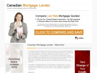 canadianmortgagelender.net Thumbnail