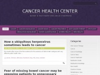 cancerlive.net Thumbnail