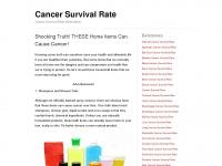 cancersurvivalrate.net Thumbnail