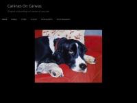 Caninesoncanvas.net