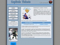 capitals-tickets.net Thumbnail