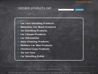 carcare-products.net Thumbnail
