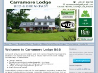 carramorelodge.net Thumbnail