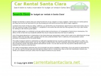 carrentalsantaclara.net Thumbnail