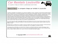 carrentalslouisville.net Thumbnail