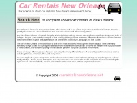 carrentalsneworleans.net Thumbnail