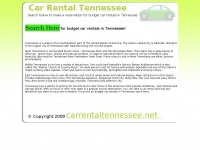 carrentaltennessee.net Thumbnail