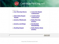 cartilagepiercing.net Thumbnail