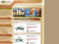 Rojekusa.com - Rojek USA - Classical Woodworking Machinery