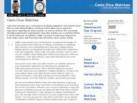 casiodivewatches.net Thumbnail