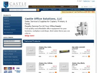 castleofficesolutions.net Thumbnail
