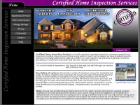 Certifiedhomeinspectionservices.net