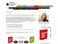 Certifiedphotographer.net