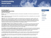 sustainabilityassociates.com