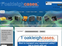 oakleighcases.com