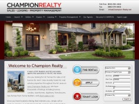champion-realty.net