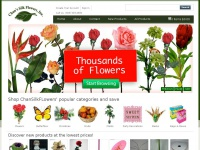 Chansilkflowers.com - Catalog | Chan's Silk Flowers, Inc.